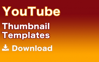YouTube Thumbnail Templates