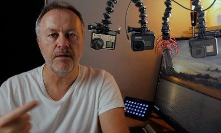 How to Record GoPro Audio