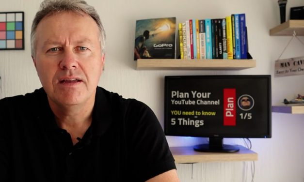 Planning Your YouTube Channel Course