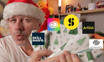 5 Great Subscriptions for YouTubers/Creators this Christmas