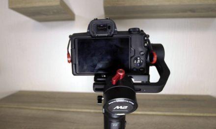 How to Balance the Zhiyun Crane M2 and Canon M50