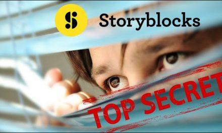 TOP SECRET Storyblocks Tool
